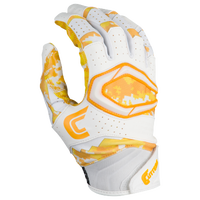 Cutters Pro 2.0 Camo Receiver Gloves - Men's - Gold / White