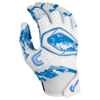 Cutters Rev Pro 2.0 Camo Receiver Gloves - Men's - White / Light Blue