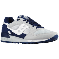 Saucony Shadow 5000 - Men's - Grey / Navy