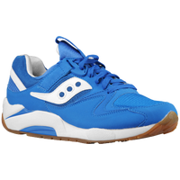 Saucony Grid 9000 - Men's - Light Blue / White