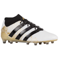 adidas ACE 16.1 Primeknit FG/AG - Men's - White / Black