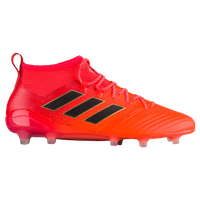 adidas ACE 17.1 Primeknit FG - Men's - Orange / Black