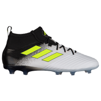 adidas ACE 17.2 FG - Men's - White / Yellow