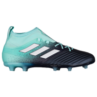 adidas ACE 17.2 FG - Men's - Aqua / White