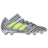 adidas Nemeziz 17.2 FG - Men's - White / Yellow