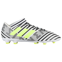 adidas Nemeziz 17.3 FG - Men's - White / Yellow