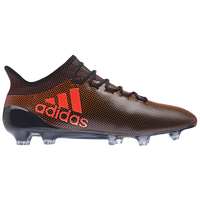 adidas X 17.1 FG - Men's - Black / Red
