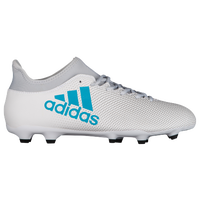adidas X 17.3 FG - Men's - White / Grey