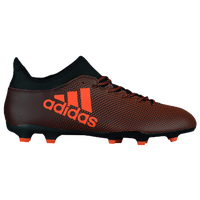 adidas X 17.3 FG - Men's - Black / Red