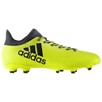adidas X 17.3 FG - Men's - Yellow / Black