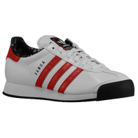 adidas Originals Samoa - Boys' Grade School - White / Red