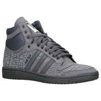 adidas Originals Top Ten Hi - Men's - Grey / Grey