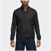 adidas Response Wind Jacket - Men's - All Black / Black