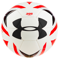 Under Armour Desafio 395 Soccer Ball - Adult - White / Red