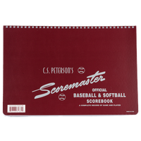 Athletic Specialties Scoremaster Baseball Scorebook