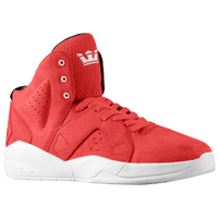 Supra Magazine - Men's - Red / White