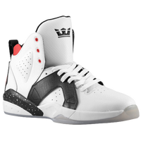 Supra Magazine - Men's - White / Black