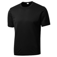 Sanmar Sport-Tek Competitor T-Shirt - Men's - All Black / Black
