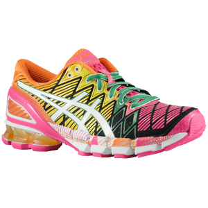 ASICS� Gel - Kinsei 5 - Women's - Black/White/Pink