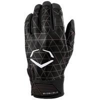Evoshield Evocharge Batting Gloves - Men's - Black / White