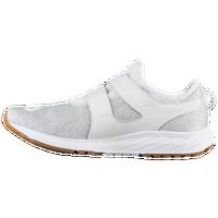 White Blue Mens New Balance Shoes Brown   Eastbay.com
