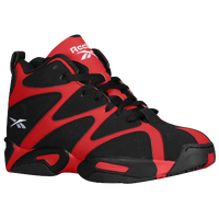 Reebok Kamikaze 1 Mid - Men's - Red / Black