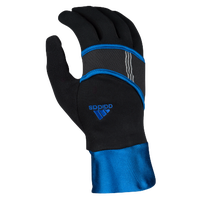 adidas Dash Run Gloves - Men's - Black / Blue