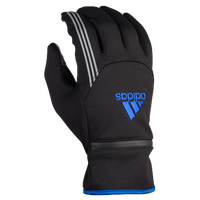 adidas Voyager Run Gloves - Men's - Black / Blue