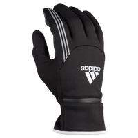 adidas Voyager Run Gloves - Men's - Black / White