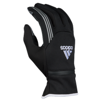 adidas Voyager Run Gloves - Women's - Black / White