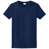 Gildan Team Ultra Cotton 6oz. T-Shirt - Women's - Navy / Navy