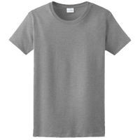 Gildan Team Ultra Cotton 6oz. T-Shirt - Women's - Grey / Grey