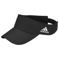 adidas Team Adjustable Visor - Black / Black