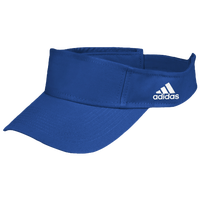 adidas Team Adjustable Visor - Blue / White