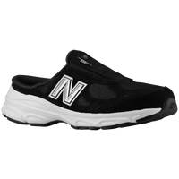 New Balance 990 Slip-On - Women's - Black / White