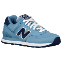new balance 574 women blue