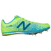 New Balance MD500 V5 - Women's - Light Green / Blue