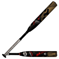 DeMarini CFX Fastpitch Bat - Women's - Black / Tan