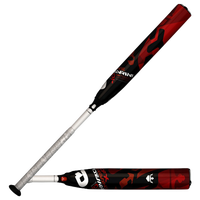 DeMarini CFX Insane Fastpitch Bat - Women's - Black / Red