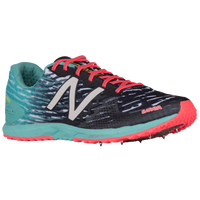 New Balance XC900 v3 Spike - Women's - Black / Light Blue