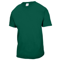 Gildan Team Ultra Cotton 6oz. T-Shirt - Boys' Grade School - Dark Green / Dark Green