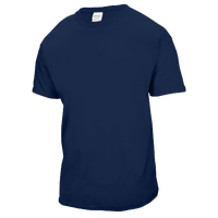 Gildan Team Ultra Cotton 6oz. T-Shirt - Boys' Grade School - Navy / Navy