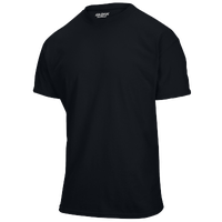 Gildan Team 50/50 Dry-Blend T-Shirt - Boys' Grade School - All Black / Black