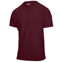 Gildan Team 50/50 Dry-Blend T-Shirt - Boys' Grade School - Maroon / Maroon