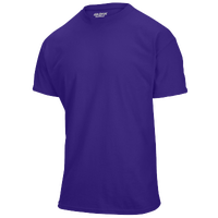 Gildan Team 50/50 Dry-Blend T-Shirt - Boys' Grade School - Purple / Purple