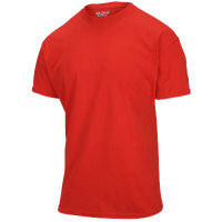 Gildan Team 50/50 Dry-Blend T-Shirt - Boys' Grade School - Red / Red