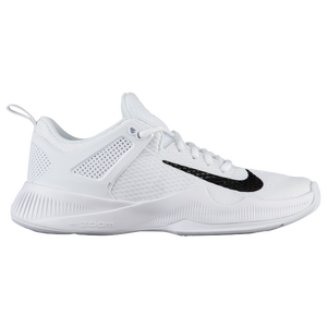 18d616074 Nike Air Zoom Hyperace - Women's - Volleyball - Shoes - White/Black/Wolf  Grey