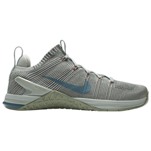 bbc3d97e4e1e Nike Metcon DSX Flyknit 2 - Women s - Strength Weight Training - Shoes -  Matte Silver Celestial Teal Light Silver