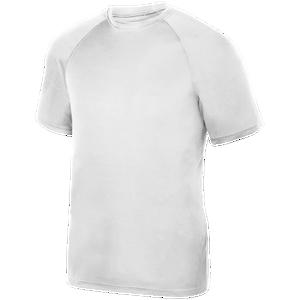 Augusta Sportswear Team Attain Wicking T-Shirt - Men's Baseball - White 2790WH