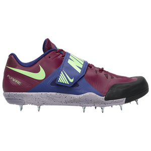 8936c45033c27 Nike Zoom Javelin Elite 2 - Men s - Track   Field - Shoes - Bordeaux Lime  Blast Regency Purple Provence Purple